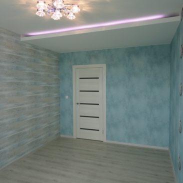 Отделка квартиры в ЖК «Пулковский»